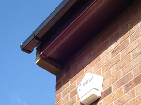 New Soffits and Fascias Installed, Chesterfield