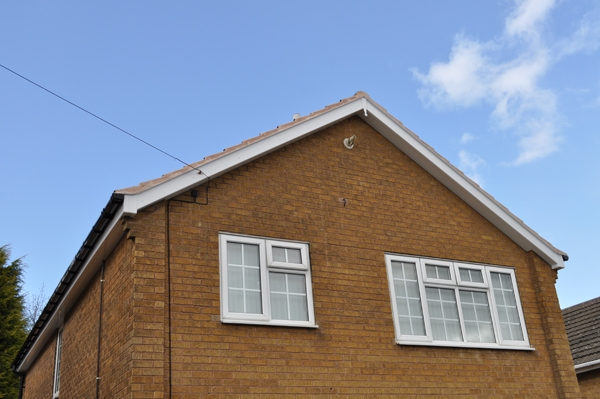Recent Palace Roofline Ltd Installations 2013