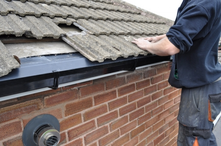 Roof Repair Service Palace Roofline In Chesterfield