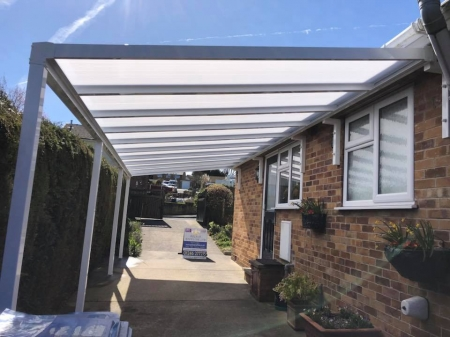 NEW FOR 2018! Evolution Lean-to Carports